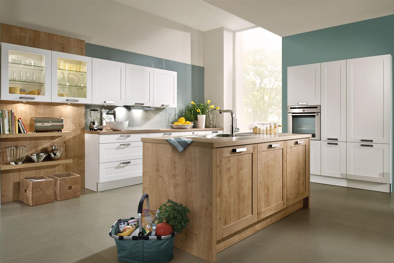 KLASSISCH – Küchen von Tech-Art Küchen-Design – Großheubach / Miltenberg