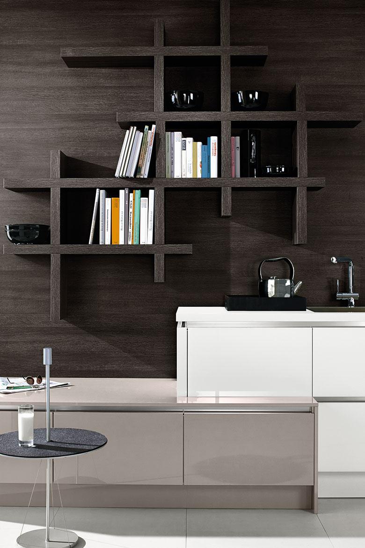 laser brillant gl wei basaltgrau hochgl nzend vorschau k chen von tech art k chen. Black Bedroom Furniture Sets. Home Design Ideas