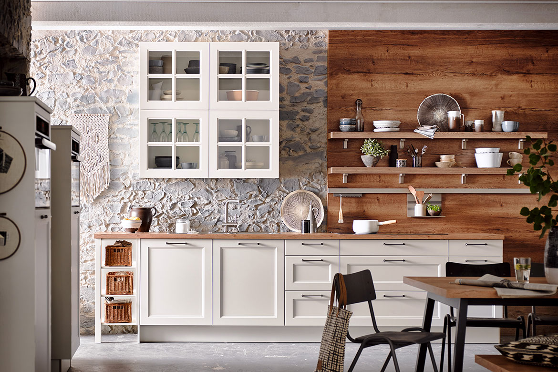Favorit LANDHAUS – Küchen von Tech-Art Küchen-Design – Großheubach CP01